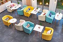 卡座沙发颜色怎么选择?