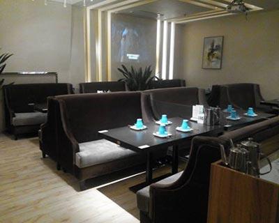 郑州咖啡之翼咖啡厅桌椅装修效果图