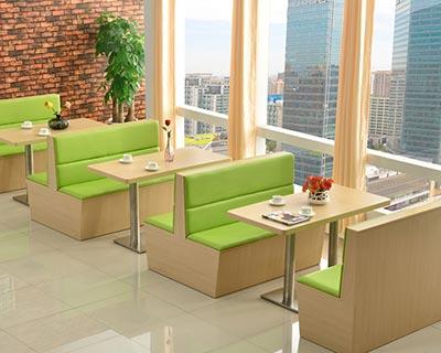 快餐桌椅沙发_型号CT001