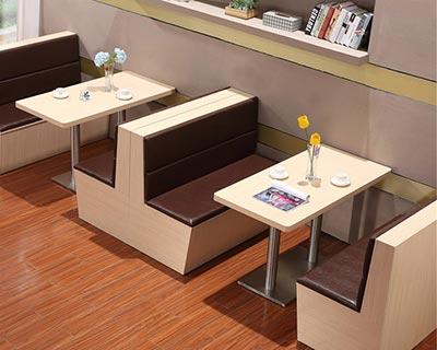现代西餐厅桌椅_型号WR001
