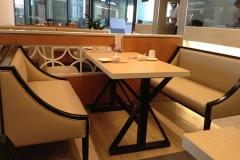 什么样的餐厅卡座沙发坐着舒服?