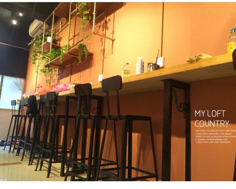 梦达酒吧专用桌椅装修效果图