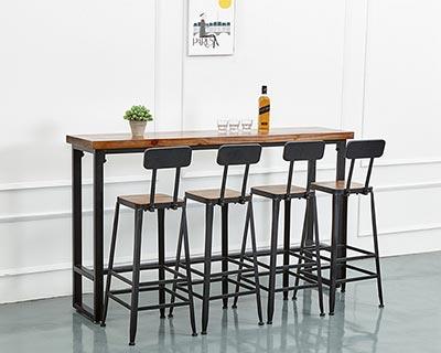 酒吧专用桌椅_型号BR002