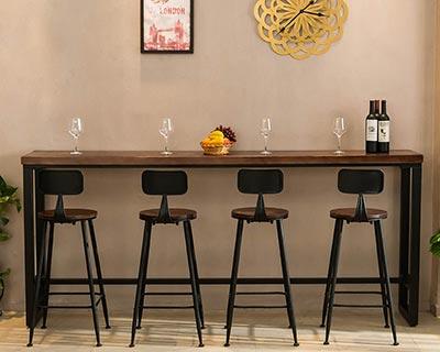 休闲酒吧桌椅_型号BR003