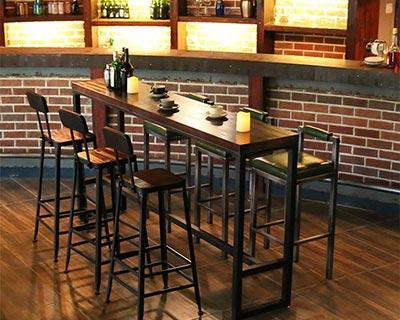 酒吧桌子椅子_型号BR004