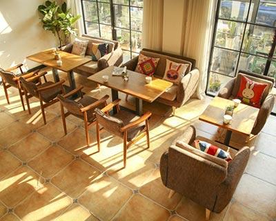 餐厅沙发卡座_型号CT011
