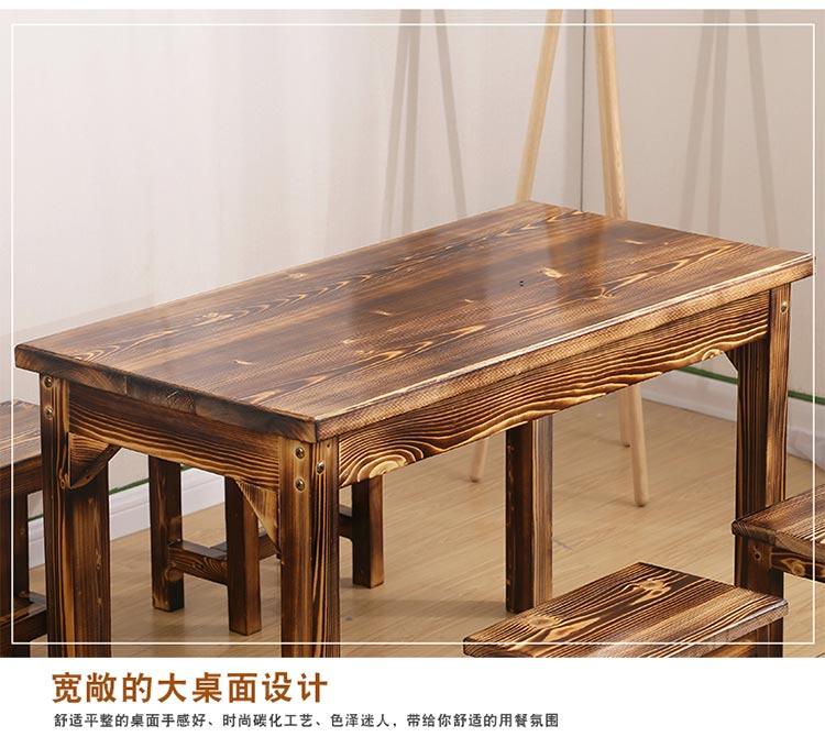 分体快餐桌子宽敞桌面图片