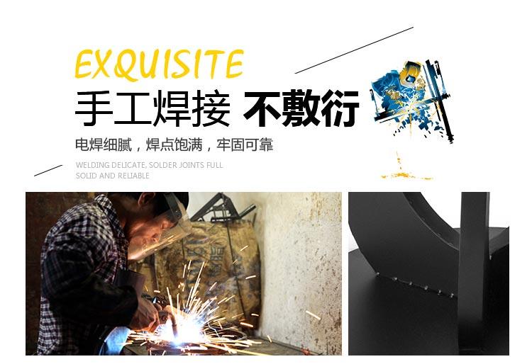 自助火锅桌手工焊接工艺展示