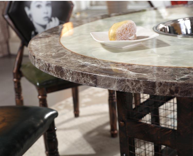 火锅餐厅桌椅高清晰纹理桌面