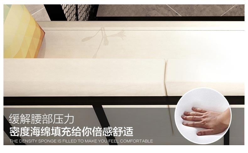 家用卡座沙发使用密度海绵填充