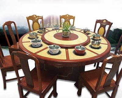 高档火锅餐桌_型号HP019