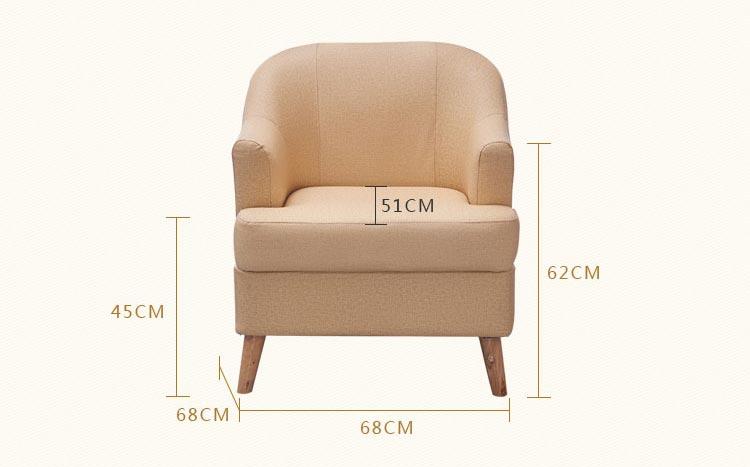 西式餐厅桌椅尺寸参数