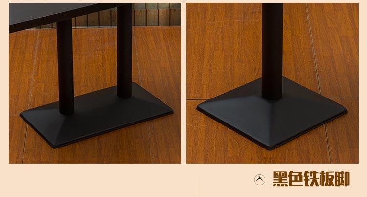 西餐厅用餐桌桌架