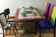 玻璃隐形火锅桌安全使用守则