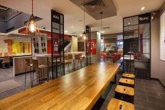 怎么判断KFC快餐桌椅质量?