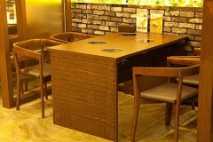 定制火锅桌椅不能忽视这些细节