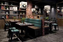 音乐主题餐厅怎么选餐桌椅?