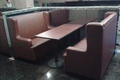 卡座沙发常见款式有哪些?