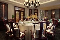 新中式餐厅桌椅怎么样?