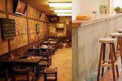小型日式餐厅装修