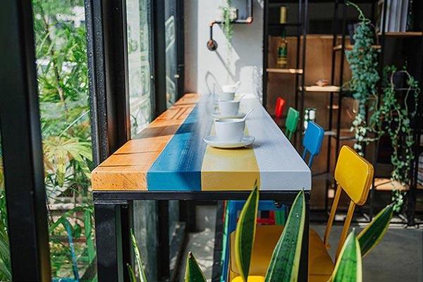 家庭餐厅吧台桌