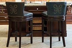 美式风格酒吧椅子