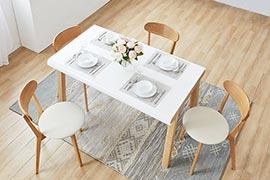 西餐桌椅(家庭用)