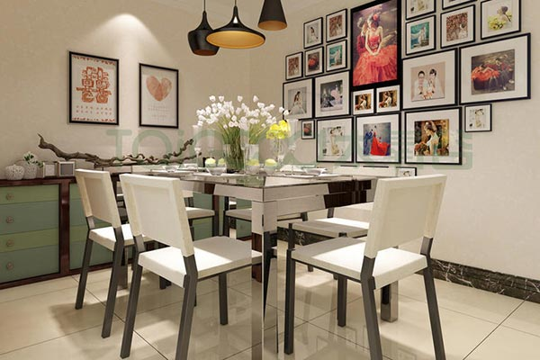 时尚餐厅桌椅