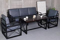 餐厅卡座沙发定制厂家