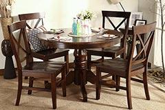 家用西餐桌椅款式