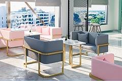 哪里可以定做餐厅卡座沙发?