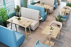 网红餐厅桌椅订购