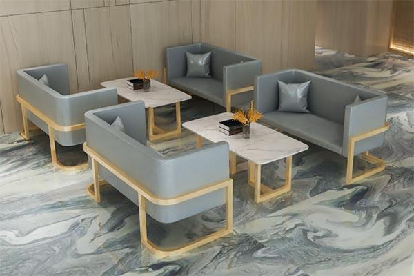 咖啡厅卡座桌子图片