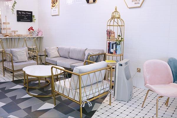 咖啡厅沙发图片