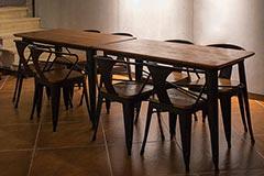 快餐桌椅批发厂家