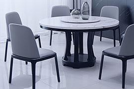 时尚餐厅桌子椅子图片