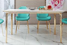 时尚餐厅桌椅价格多少钱?