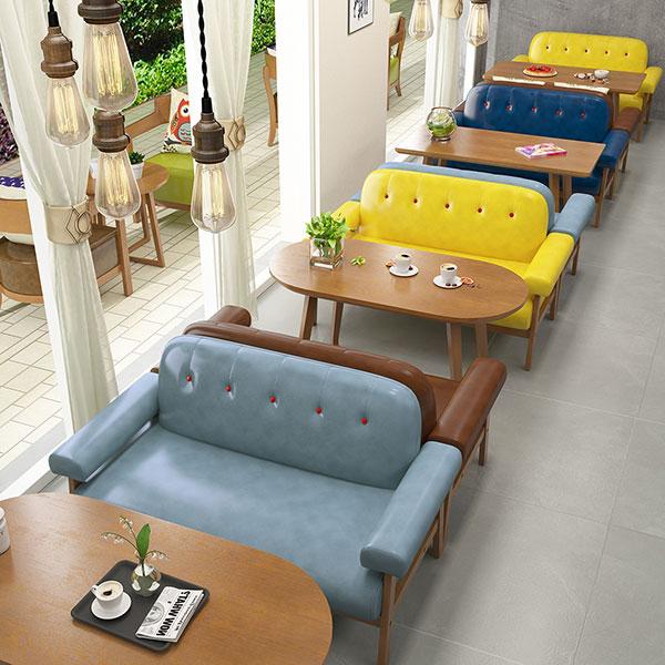咖啡厅桌椅图片