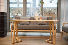 咖啡厅餐桌椅组合
