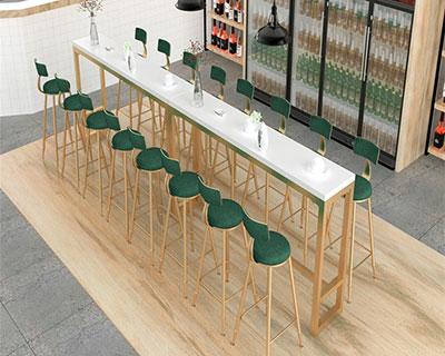 酒吧创意桌椅_型号BR012