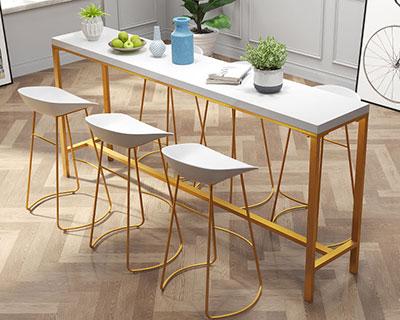酒吧吧台桌椅_型号BR013