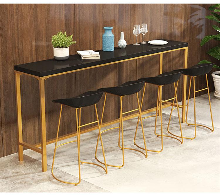 酒吧吧台桌椅效果图片