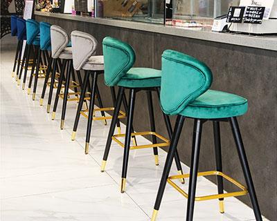 酒吧高脚椅子_型号BR014