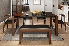 家用火锅桌子带电磁炉