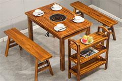火锅桌椅在哪买?