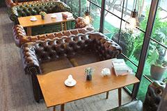 卡座餐桌椅